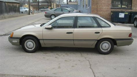 mile  ford taurus lx