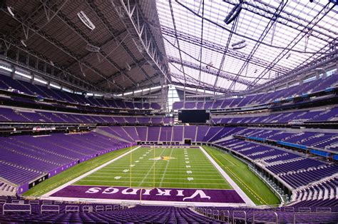 bank stadium minnesota vikings football stadium