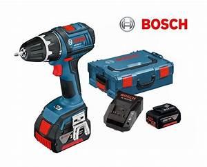 Visseuse Bosch Pro 18v 4ah : perceuses visseuses bosch achat vente de perceuses ~ Dailycaller-alerts.com Idées de Décoration