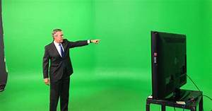 Jeb Bush In Front Of A Green Screen Is What Photoshop