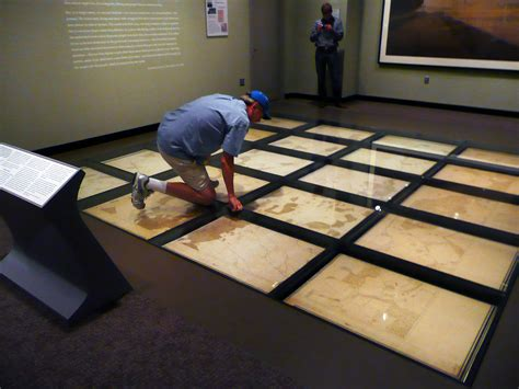 flooring exhibits look down memorable exhibit floors the exhibit designer