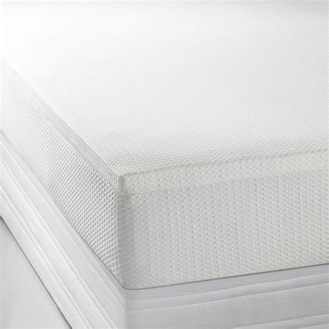 Memory Foam Bed Toppers by Memory Foam Mattress Toppers Bed In A Box Memory Free