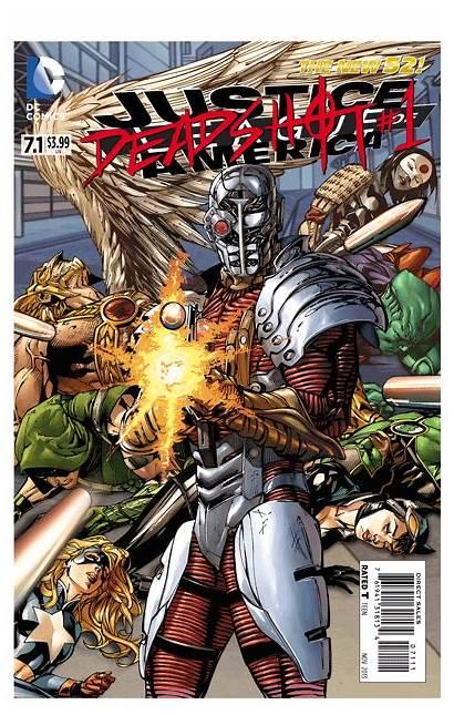 Comics Dc Villains Covers Month Comic 3d