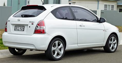 2006 Hyundai Accent Iii  Pictures, Information And Specs