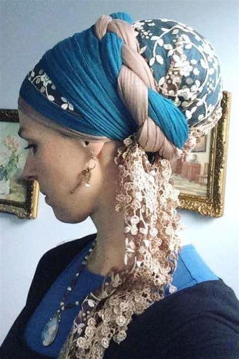 ideas   wear  head scarf