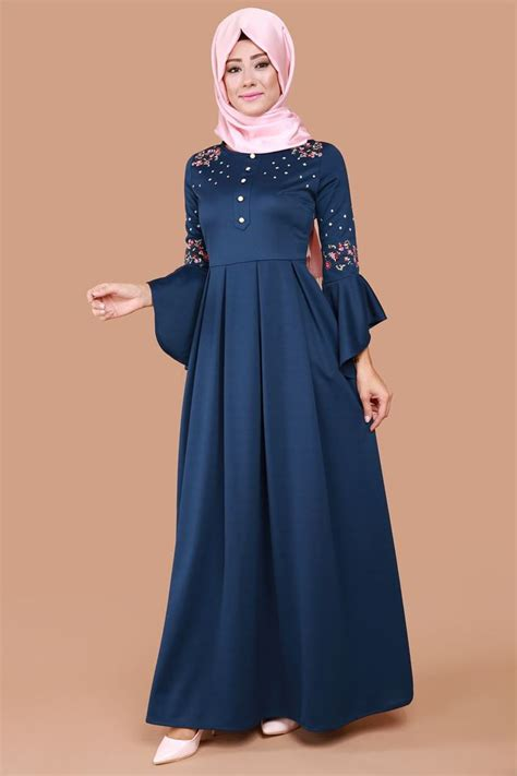 gamis 25 yb578 best 25 kebaya muslim ideas on dress brokat