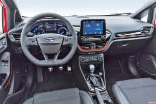 2017 Ford Fiesta Engine