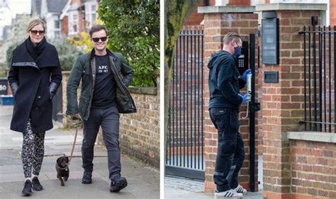 Burglars target Dec's £5m home as he and his family are ...