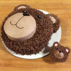 teddy themed baby shower https flic kr p pkzbfb photo 5 teddy cake