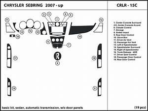 Chrysler Sebring 2007 2008 2009 2010 Auto Transmission