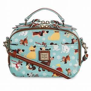 Your WDW Store - Disney Dooney & Bourke Bag - Disney Dogs
