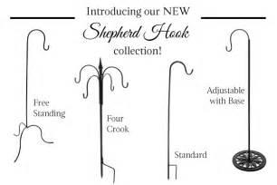 garden shepherd hooks premium metal shepherd hooks solar light garden stakes set of 4 shepherds