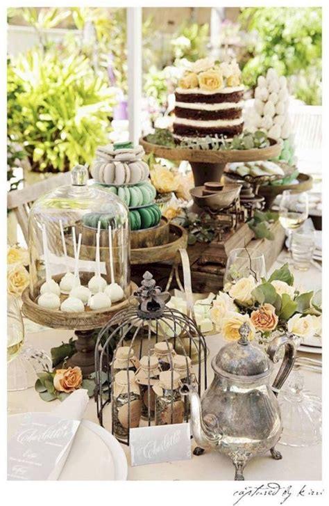 creative rustic diy bridal shower decoration ideas