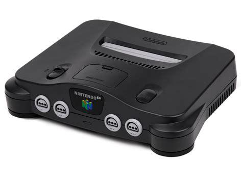 nintendo n64 console nintendo 64 console grey co uk pc