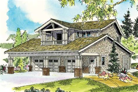 house plans with detached garage apartments bungalow house plans garage w apartment 20 052 associated designs