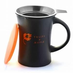 Mug Avec Infuseur : mug th avec filtre et couvercle table de cuisine ~ Teatrodelosmanantiales.com Idées de Décoration