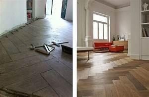 Casa immobiliare accessori: Parquet su pavimento
