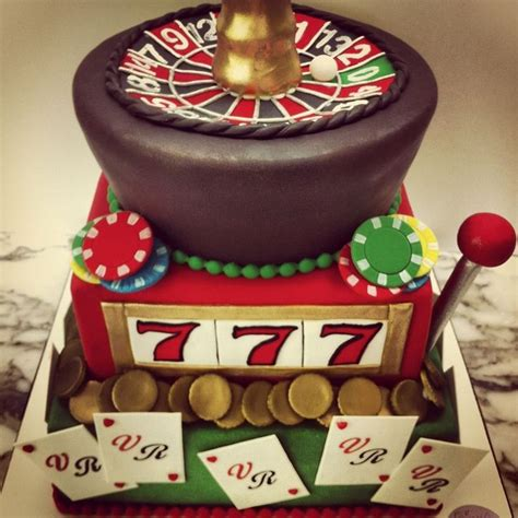 gambling cakes images  pinterest casino cakes