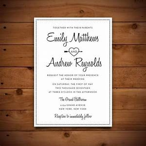 printable vintage style wedding invitation template dark With wedding invitation sample ms word