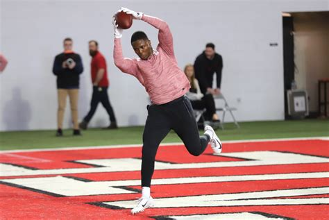 photo gallery  ohio state football pro day