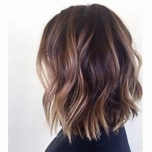 Ombré Hair Marron Caramel : ombre hair et m ches miel 20 mod les impressionnants ~ Farleysfitness.com Idées de Décoration