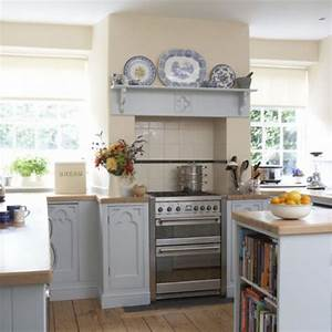 Country-cottage kitchen | Cottage kitchens, English ...