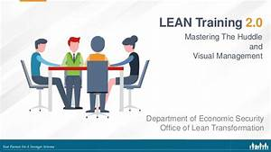 Mastering the Huddle Office of Lean Transformation