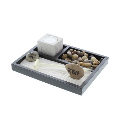 tabletop zen garden kit wholesale at koehler home decor