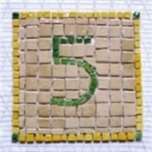 Mosaik Selber Machen : mosaik set strassennummer 2 maison pratic boutique pour vos loisirs creatifs et votre deco ~ Orissabook.com Haus und Dekorationen