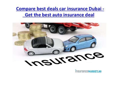 car insurance deals compare best deals car insurance dubai