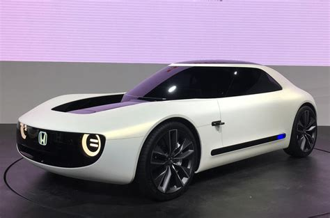 Honda Sports Ev Shows Intent For Future Electric