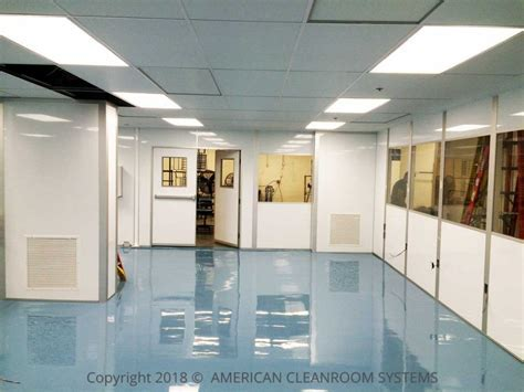 American Cleanroom Systems Cleanroom Flooring   American