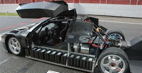 Strongest Electric Motor by Quimera Aegt May Be The Most Powerful Electric Supercar