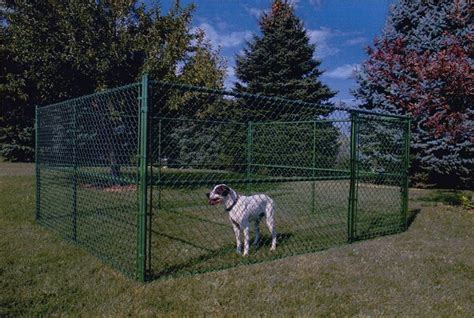 Make A Temporary Fence For Dogs