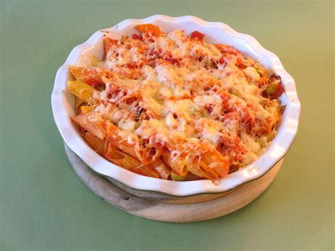 cuisine thon gratin de pâtes à la purée de tomate et au jambon blanc diet délices recettes dietétiques