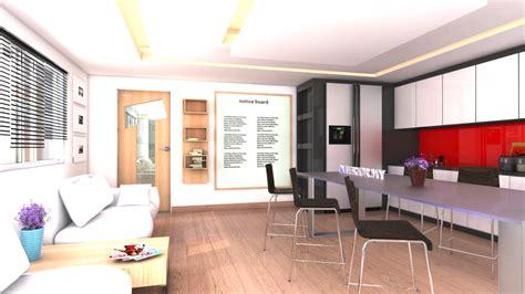 office pantry design build