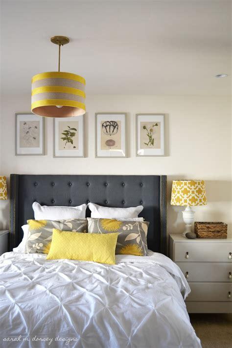 yellow  grey bedroom accessories yellow  gray