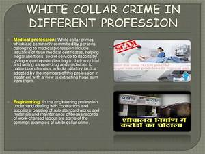 White collar crime by waseem i. khan