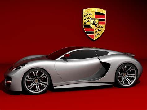 Porche Car : Porsche Supercar Concept By Iranian Designer Emil Baddal