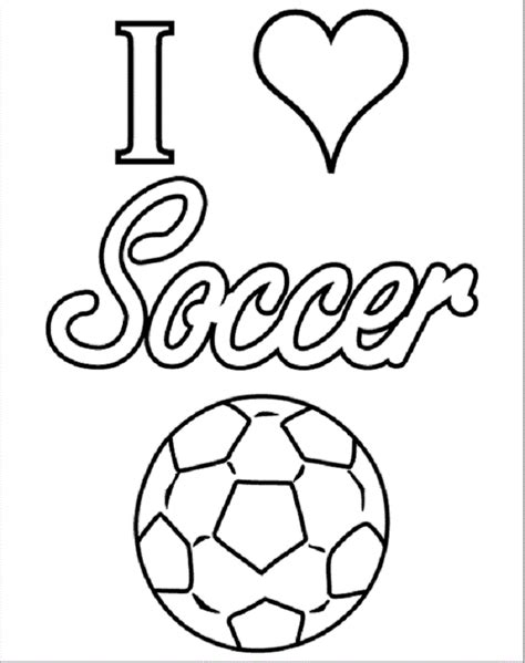 love soccer coloring pages summer school coloring
