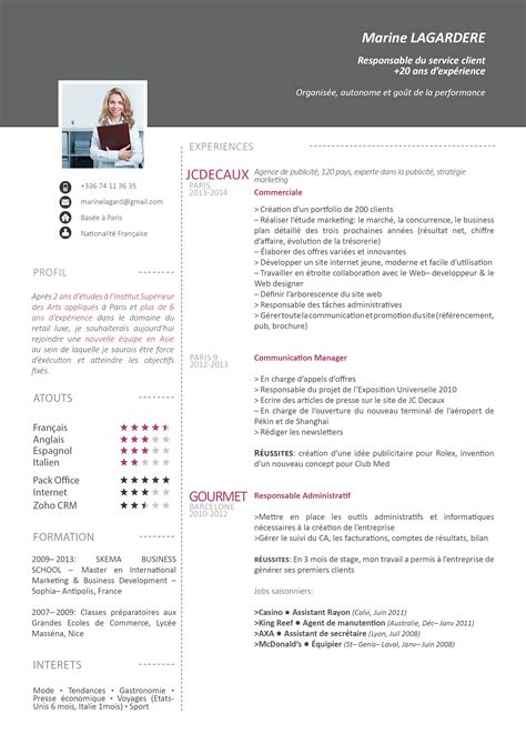 modele de cv redaction cv cv a telecharger cv creatif cv personnalisable cv word cv