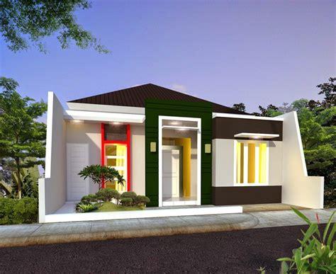 gambar rumah minimalis sederhana ukuran  gambar