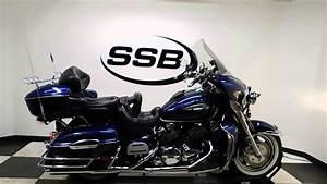 2007 Yamaha Xvz13tf Royal Star Venture Blue