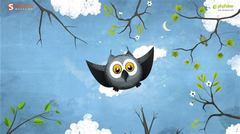 owl christmas wallpaper wallpapersafari