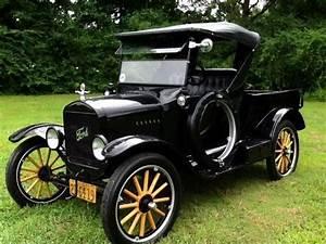 1925 Model T Pickup Truck Complete Body Off Restoration
