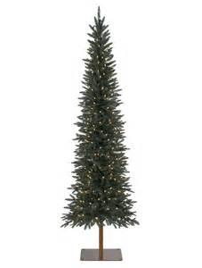 Downswept Christmas Tree by Balsam Hill Feature The Revelstoke Fir Balsam Hill