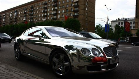 Epic Chrome Exotic Cars (gallery)