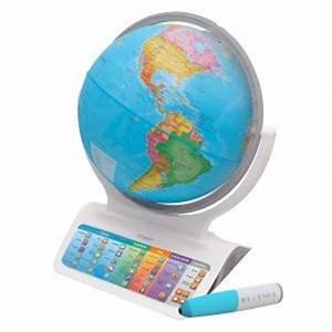 Globe Interactif Clementoni : globe interactif jeu ducatif pour d couvrir et explorer le monde ~ Medecine-chirurgie-esthetiques.com Avis de Voitures