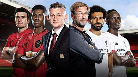 manchester united  liverpool ways     sky
