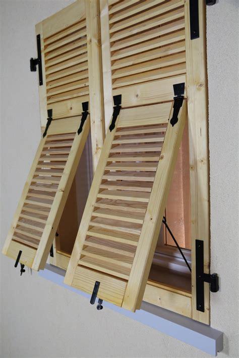 volets persiennes bois sur mesure volets battants persienn 233 s ni 231 ois 224 lames 224 l am 233 ricaine en bois volets sur mesure